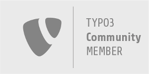 typo3 community member official logo